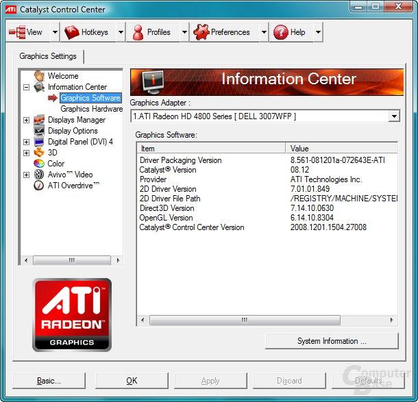 ATi Catalyst 8.12