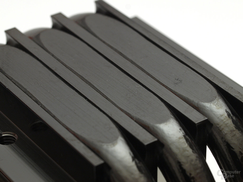 HDT-Basis mit drei 8-mm-Heatpipes