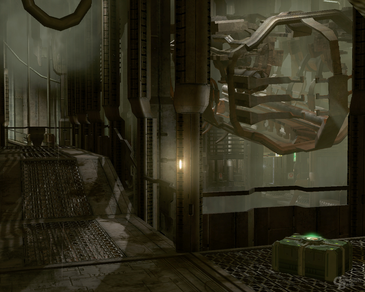 Dead Space - Nvidia GeForce 180.48