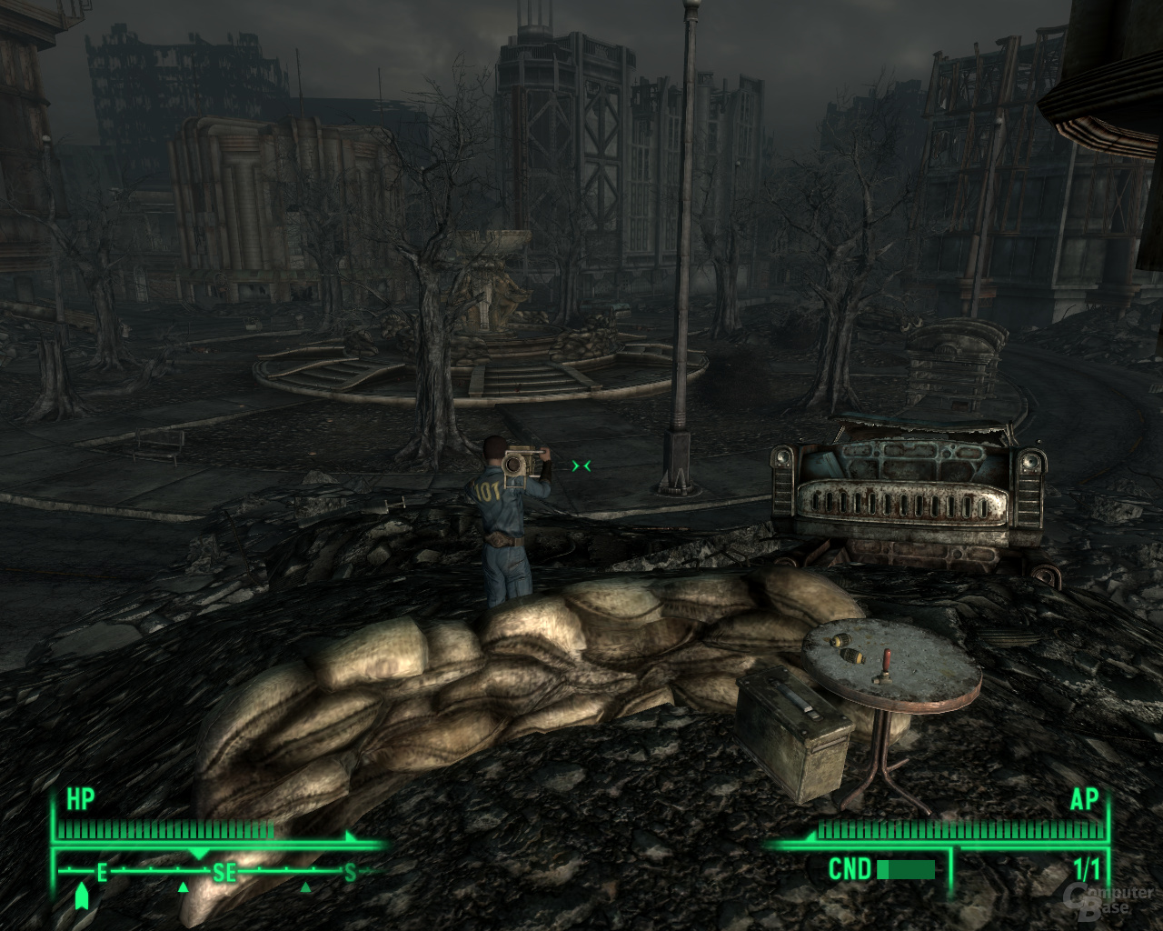 Fallout 3 - ATi Cat 8.12