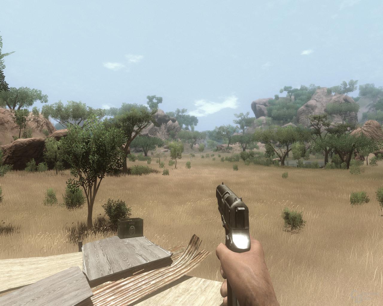 Far Cry 2 - ATi Cat 8.12