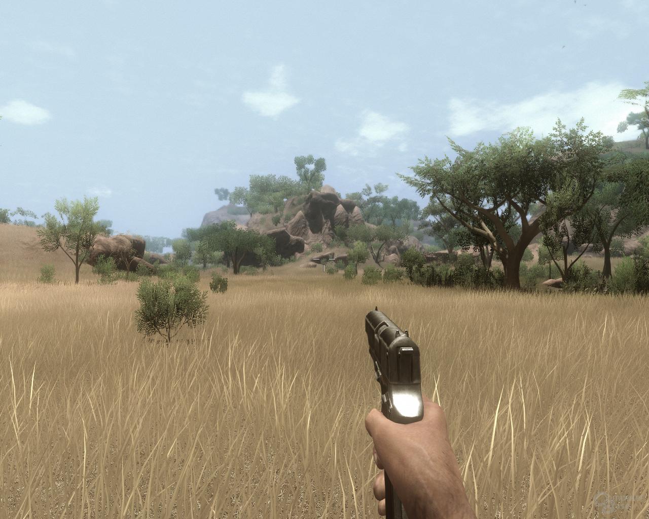 Far Cry 2 - RV770