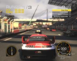 Race Driver Grid - RV770
