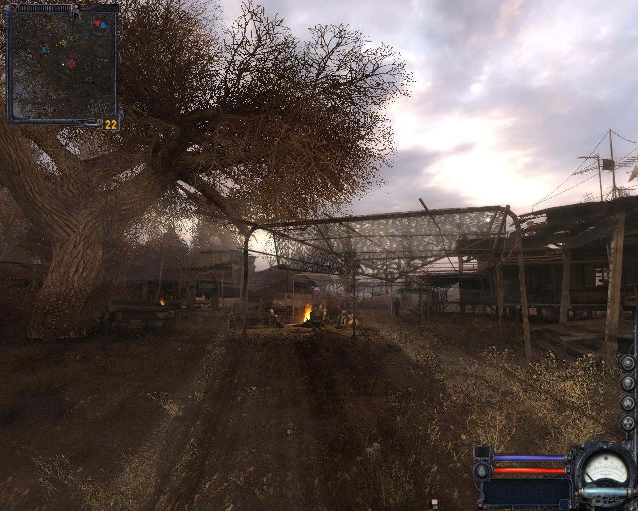 Stalker Clear Sky - RV770