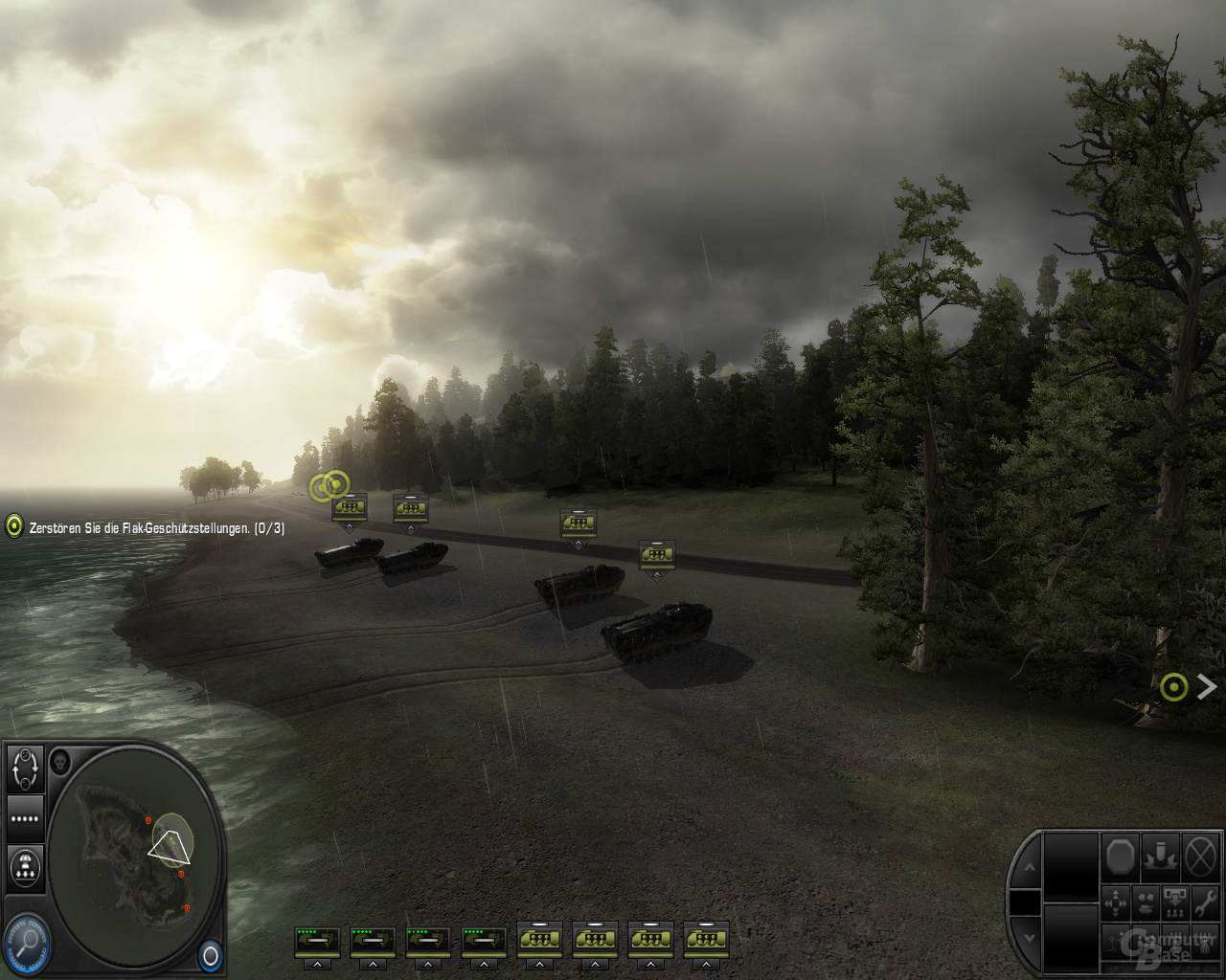 World in Conflict - RV770