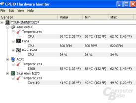 HW Monitor EeePC