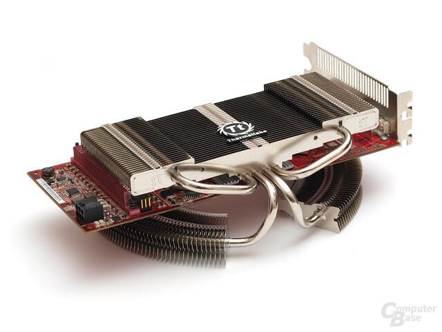 Fanless 330 auf Radeon X1900 XTX