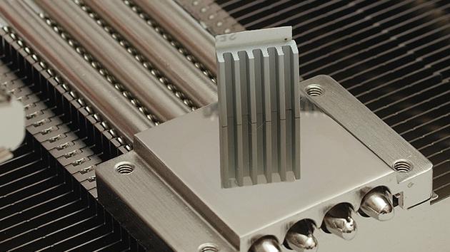 Fanless 330 im Test: Thermaltake kombiniert passiven Kühler mit guter Leistung