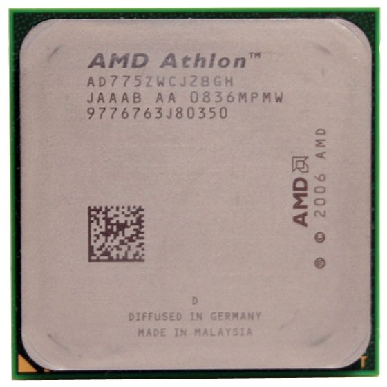 AMD Athlon 7750 BE