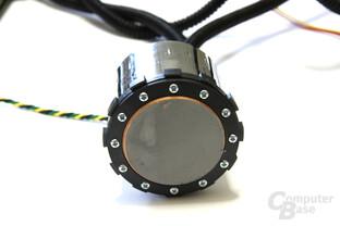 HD 4870 X2 Atomic CPU-Kühler