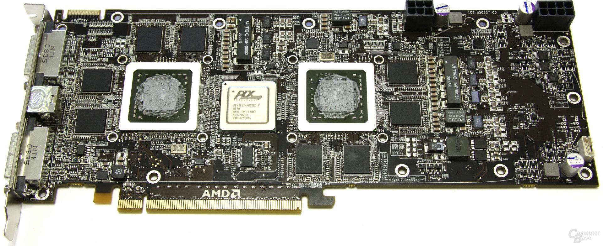 HD 4870 X2 Atomic ohne Kühler