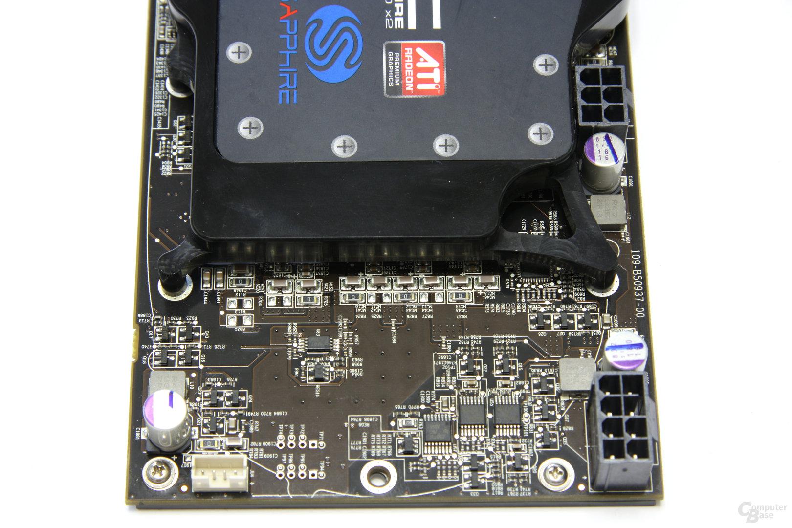 HD 4870 X2 Atomic von oben
