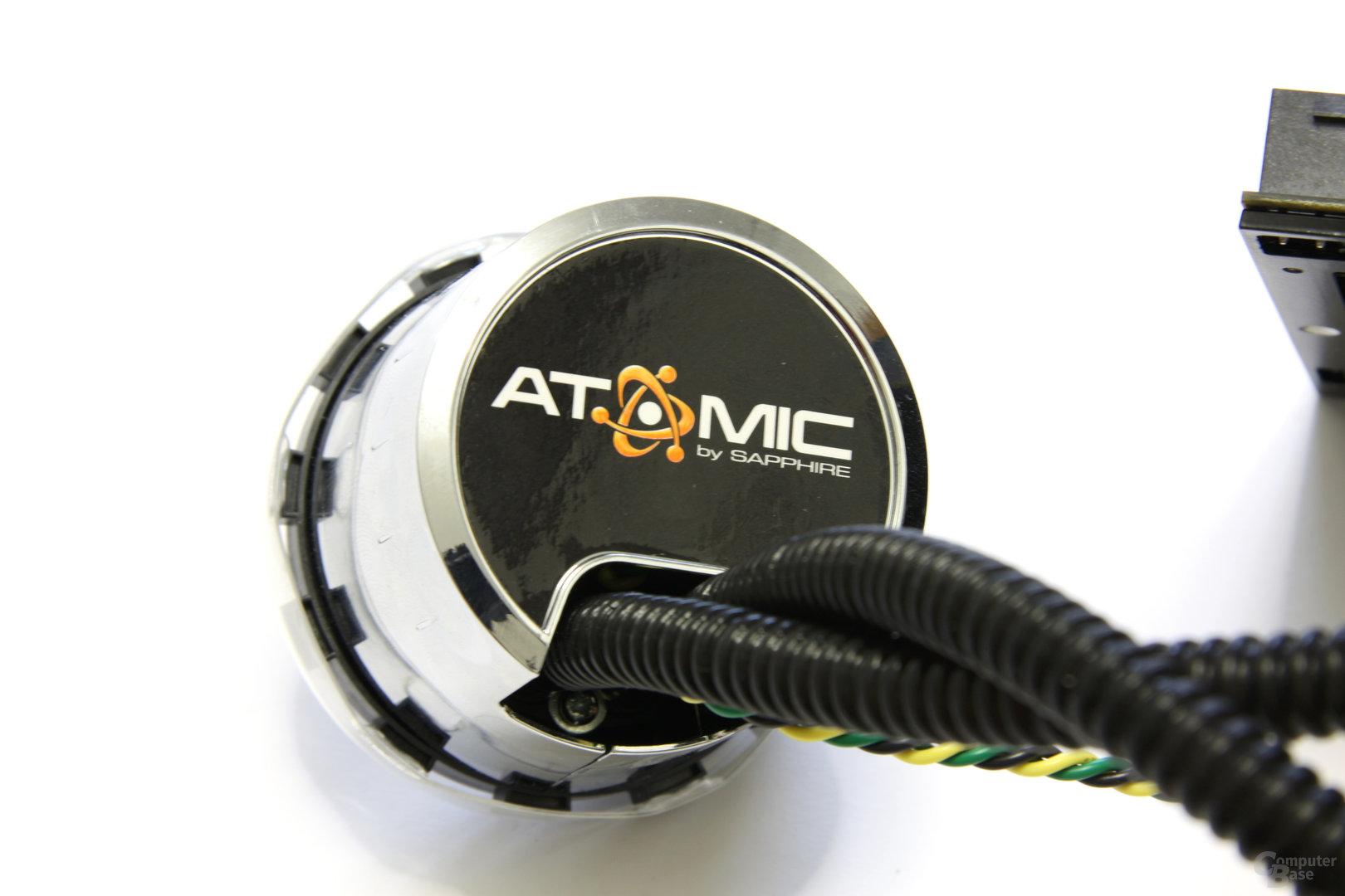 HD 4870 X2 Atomic Pumpe