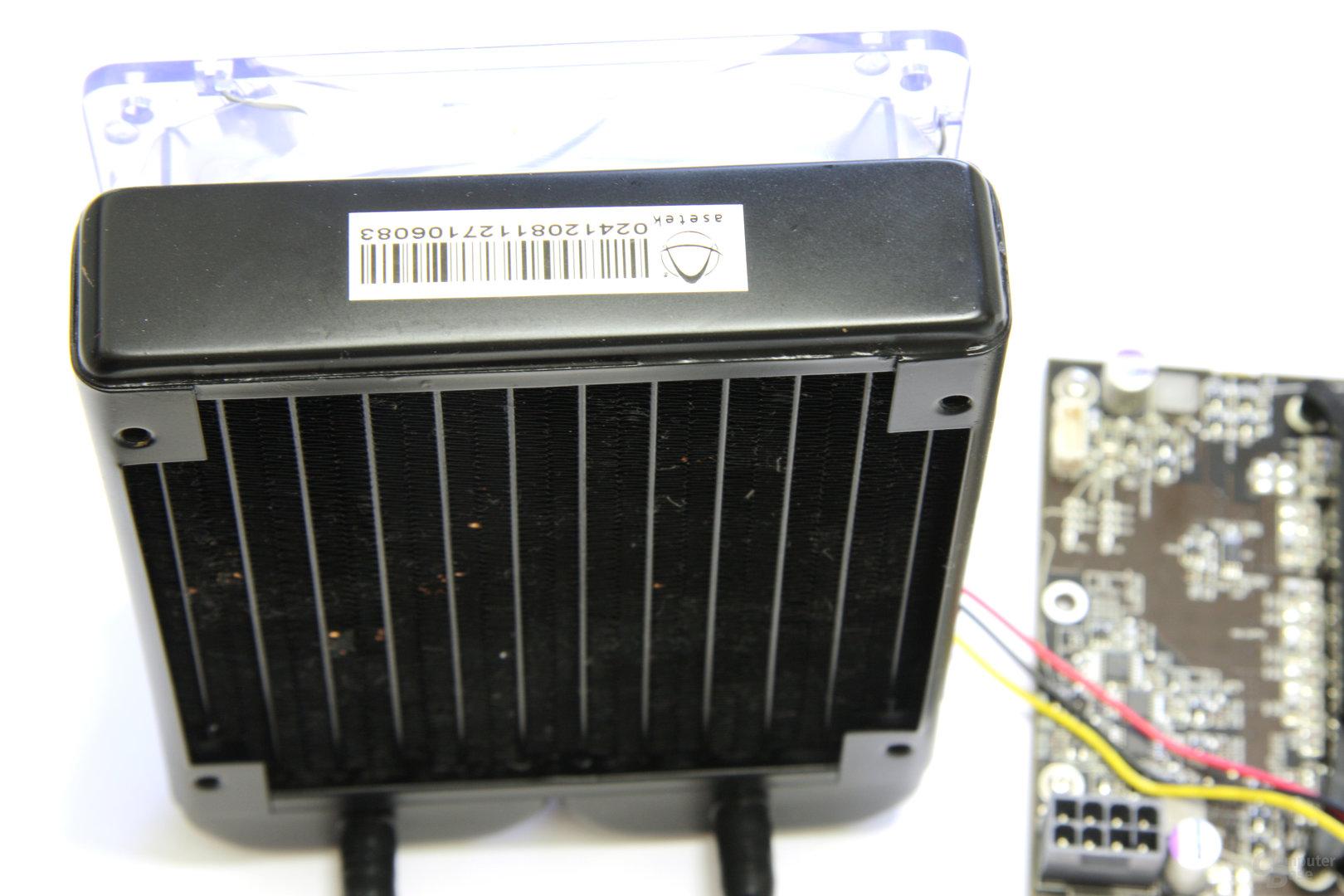 HD 4870 X2 Atomic Radiator