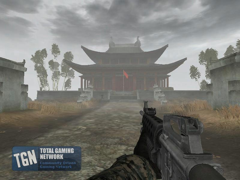 Battlefield 2 - neue Karte im Patch 1.50