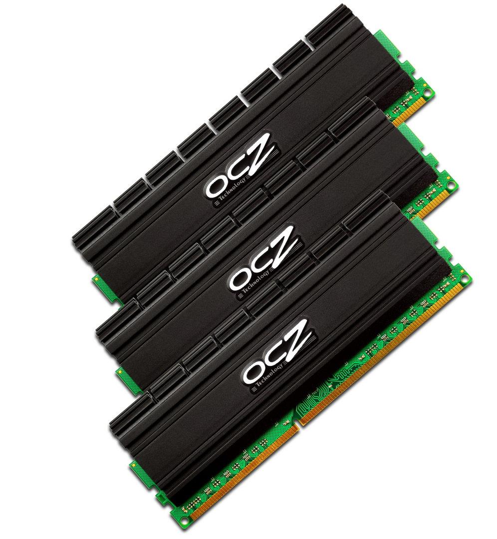 OCZ Blade DDR3-2000 bei 1,65 Volt