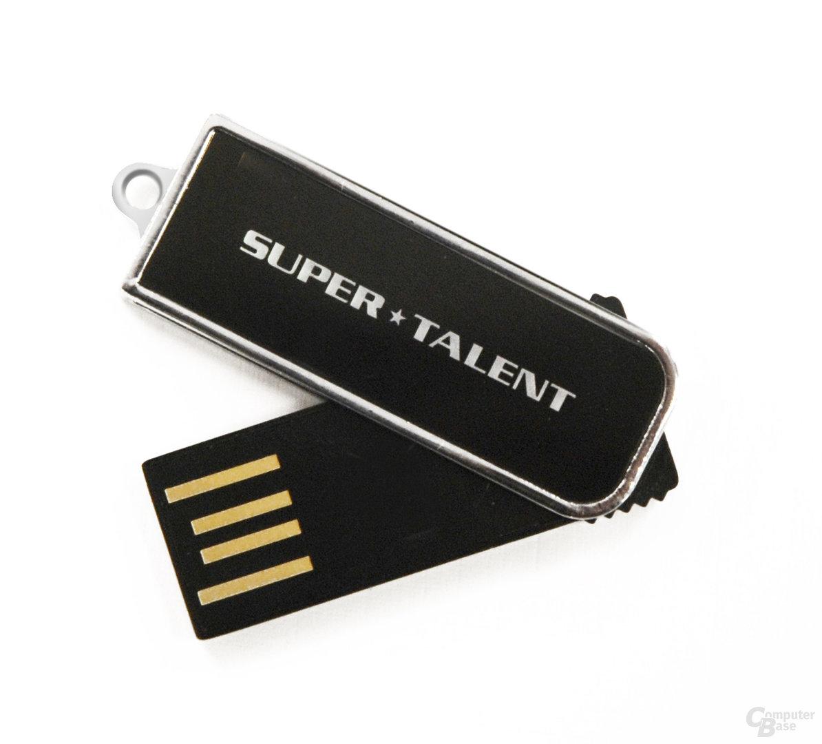 Super Talent Pico_D mit 16 GByte
