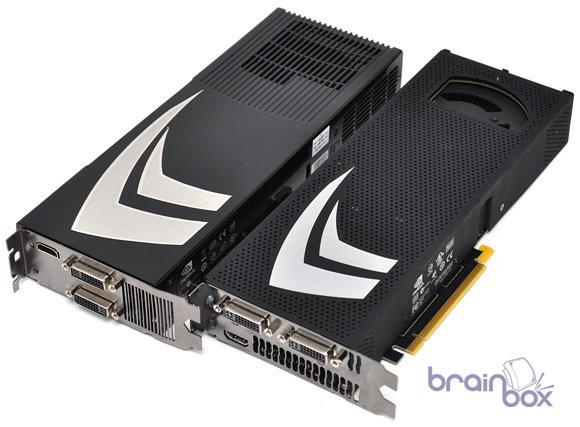 Nvidia GeForce GTX 295 im vergleich zum Vorgänger 9800GX2