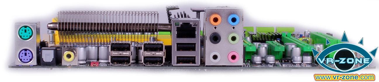 DFI LanParty JR X58-T3H6