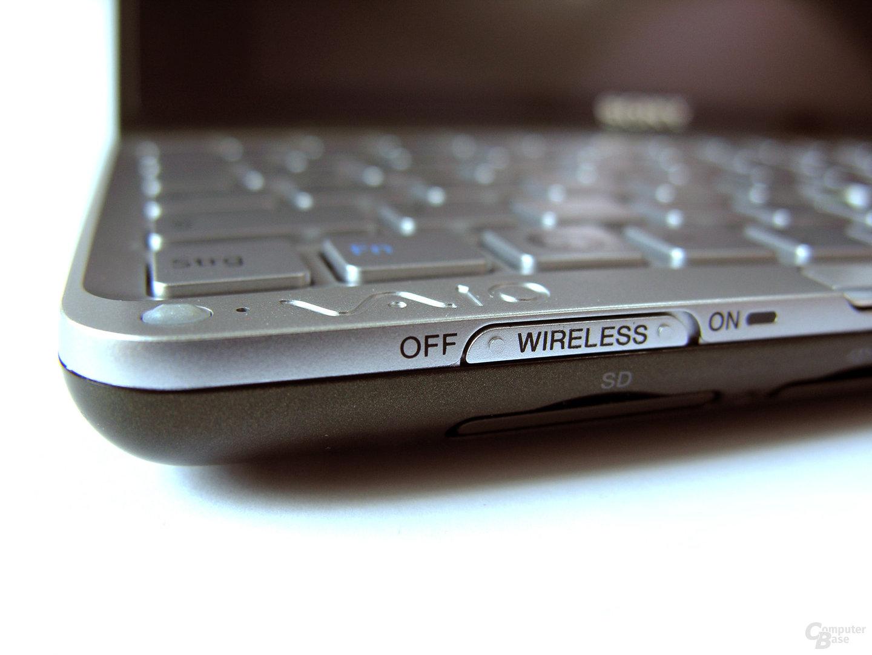 Wireless-Umschalter