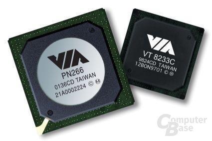 VIA ProSavageDDR PN266T