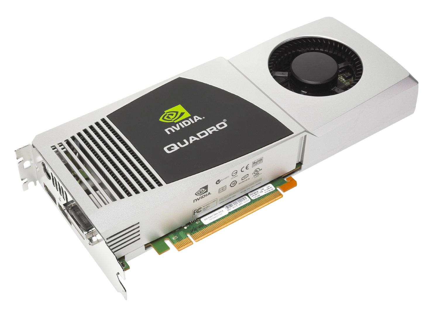 Quadro FX 4800 und Quadro FX 5800