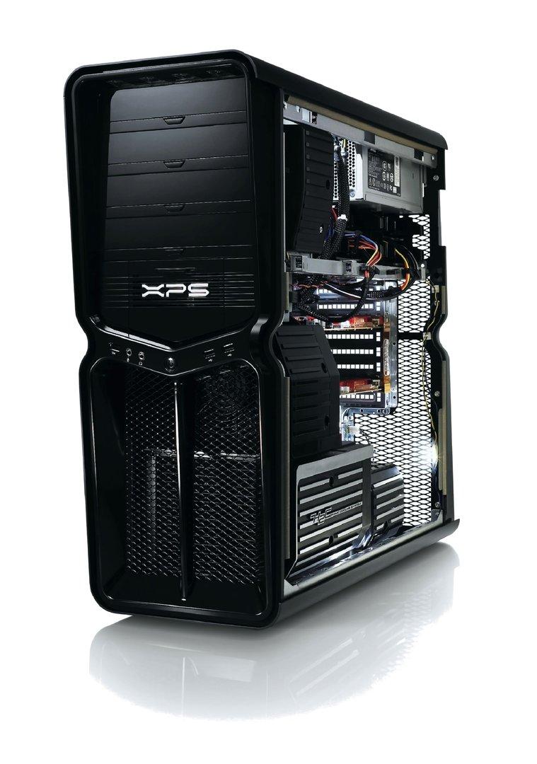 Dell XPS 730X ohne Seitenverkleidung