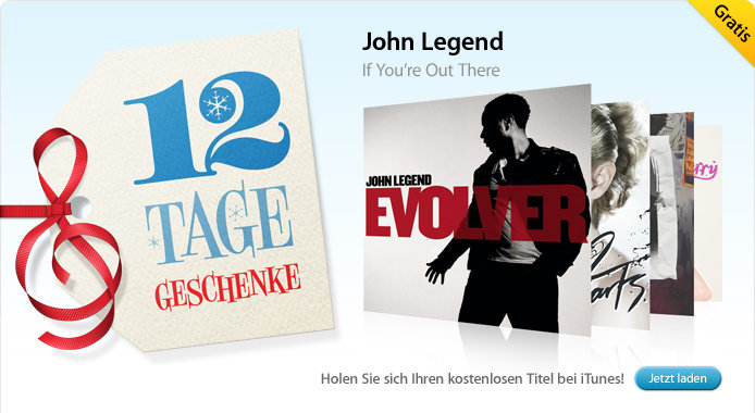 John Legend: If You're Out There (Song)