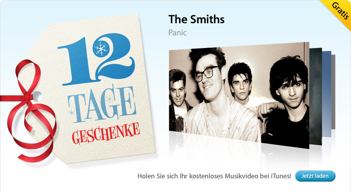 The Smiths: Panic (Musikvideo)