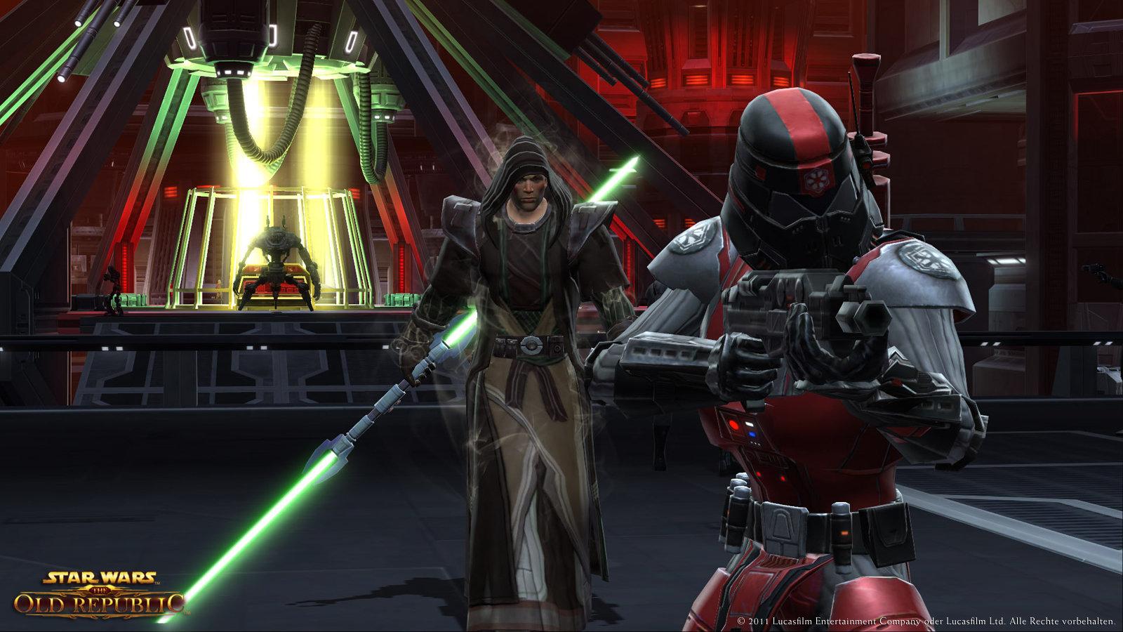 Jedi-Schatten