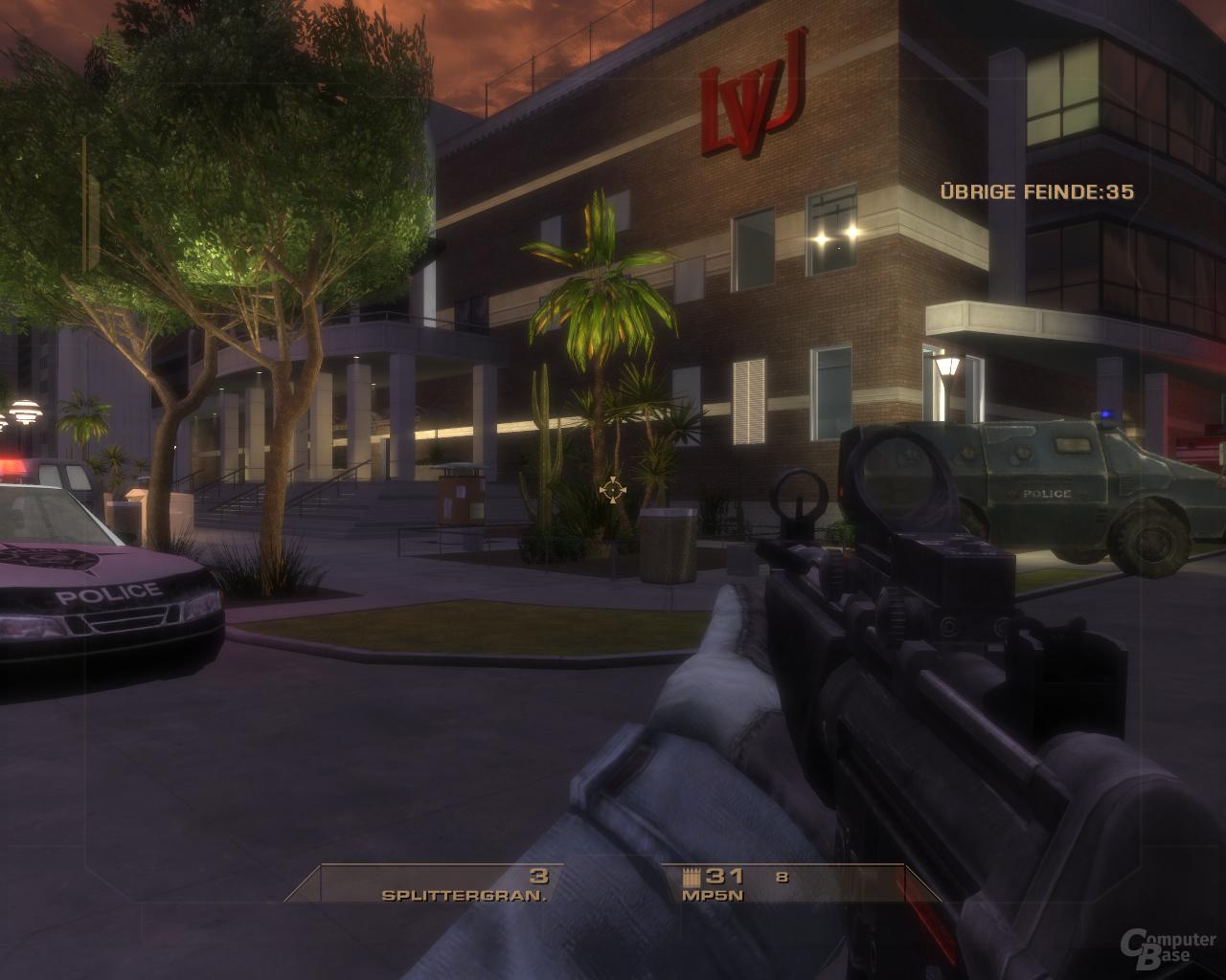 Vegas – Nvidia 3x3AA (SSAA)
