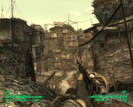 Fallout 3 – ATi 24xAA (Edge Detect)