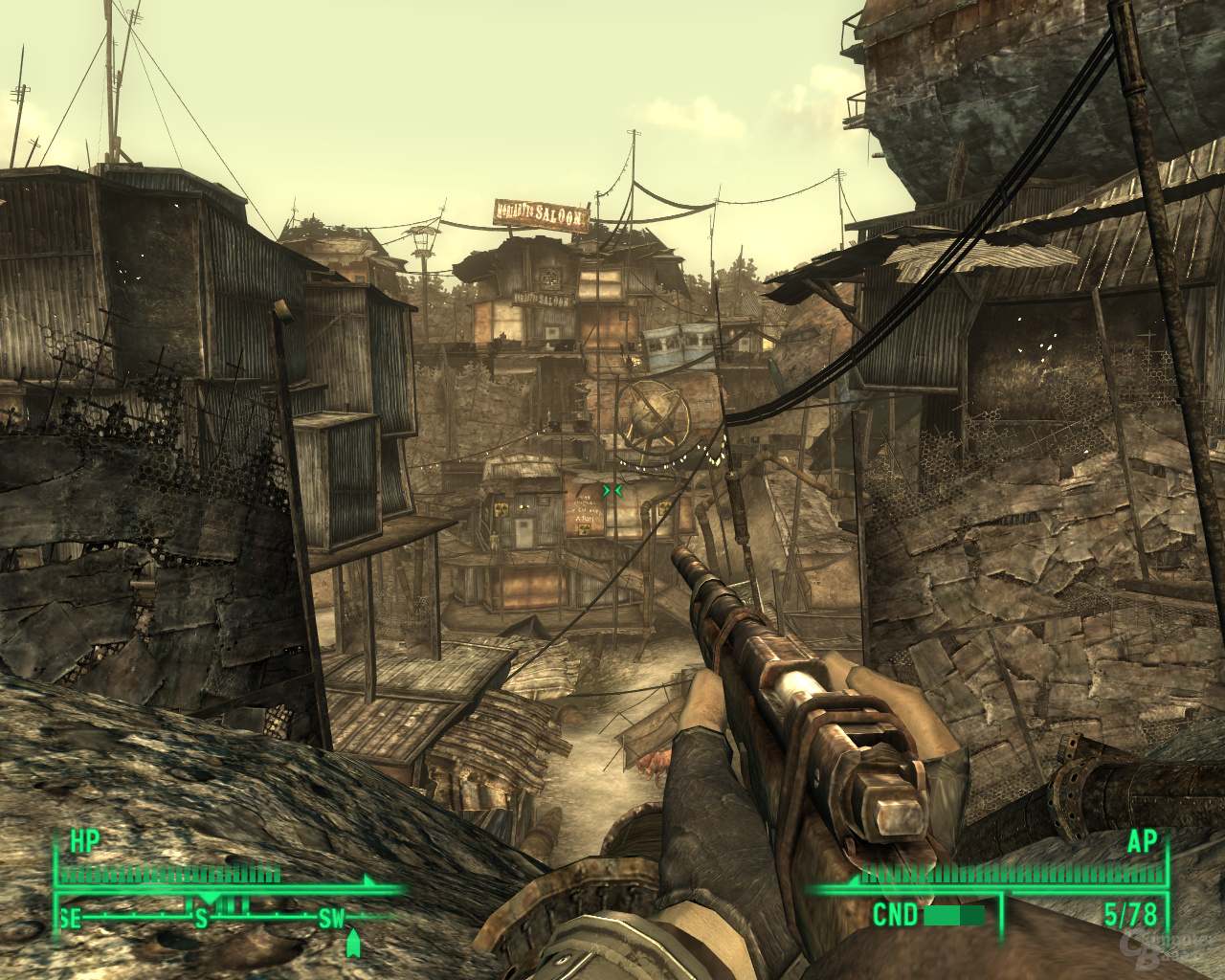 Fallout 3 – ATi 8xAA (MSAA)