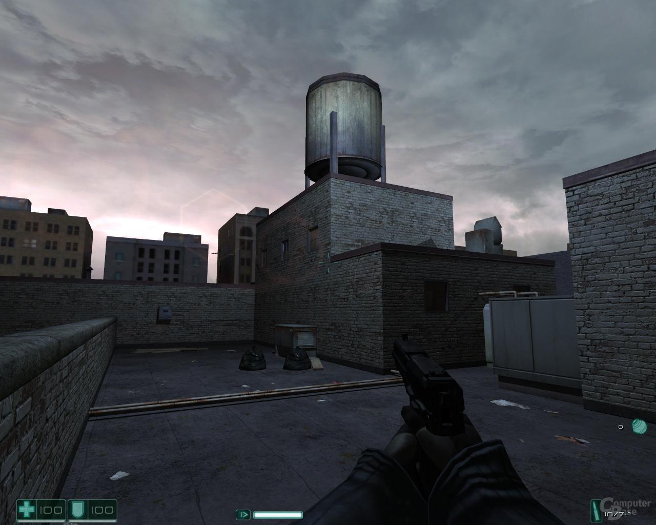 F.E.A.R. – Nvidia 4xAA (MSAA)