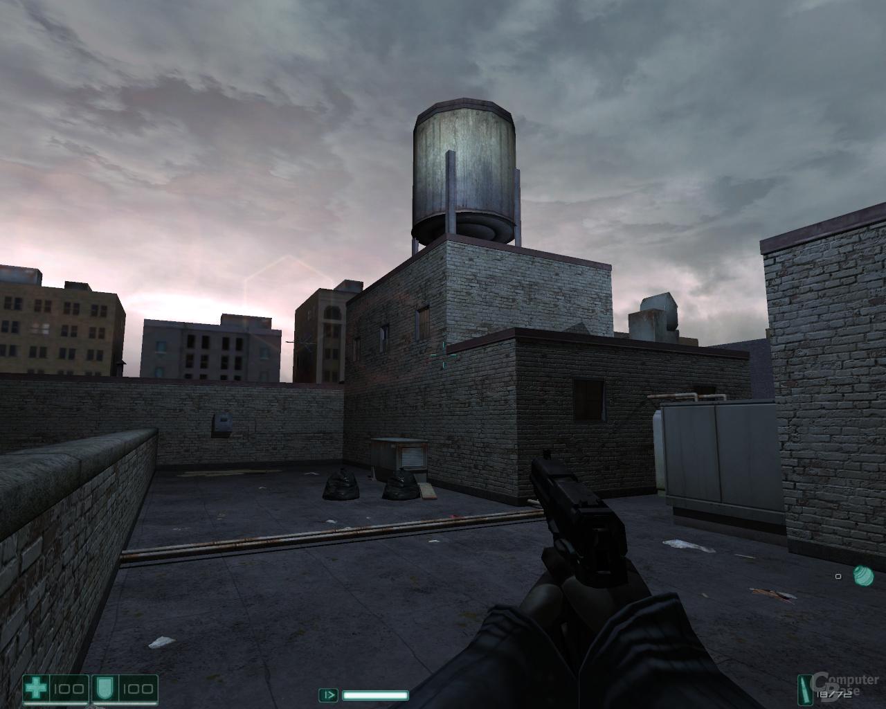 F.E.A.R. – Nvidia 2x2AA (SSAA)