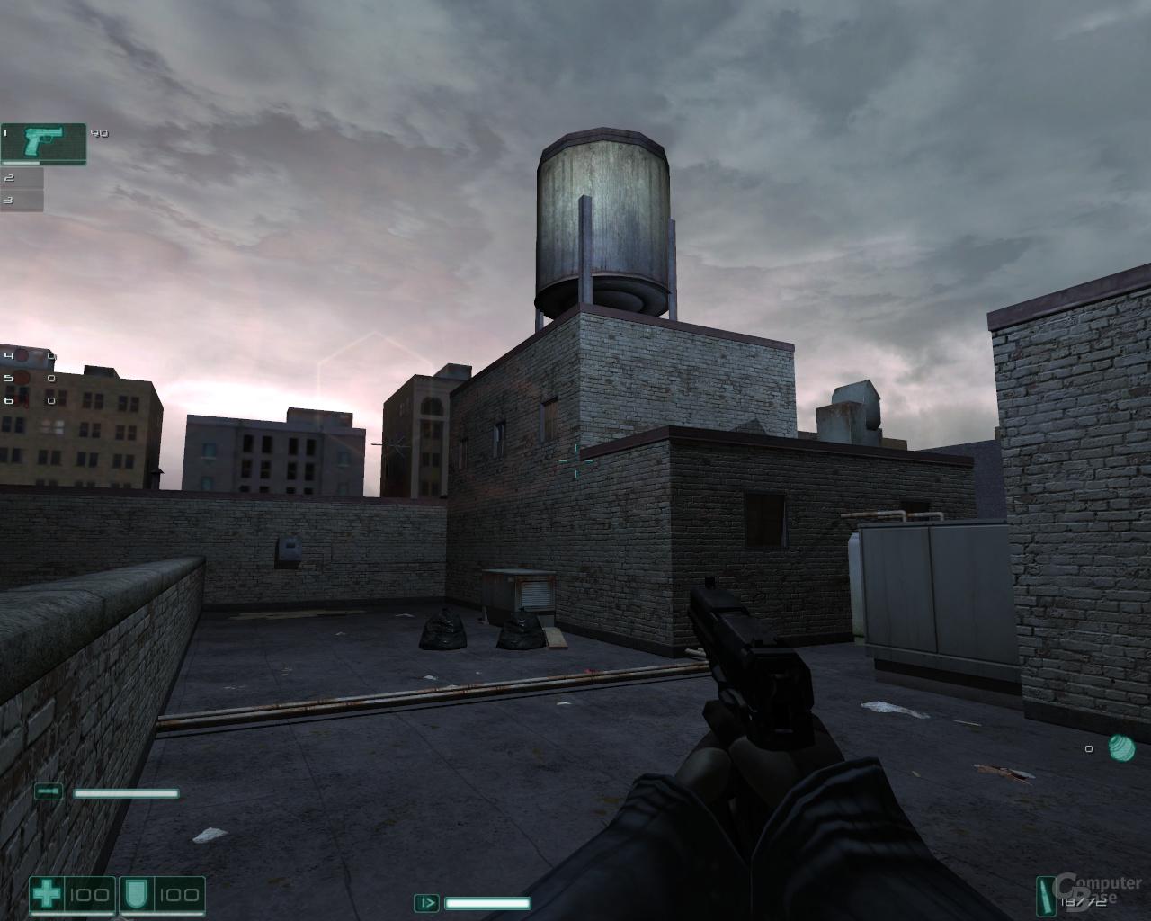 F.E.A.R. – Nvidia 3x3AA (SSAA)