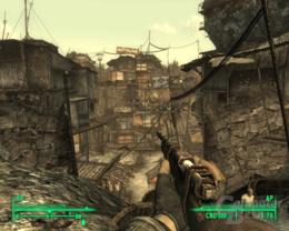 Fallout 3 – Nvidia 4xAA (MSAA)