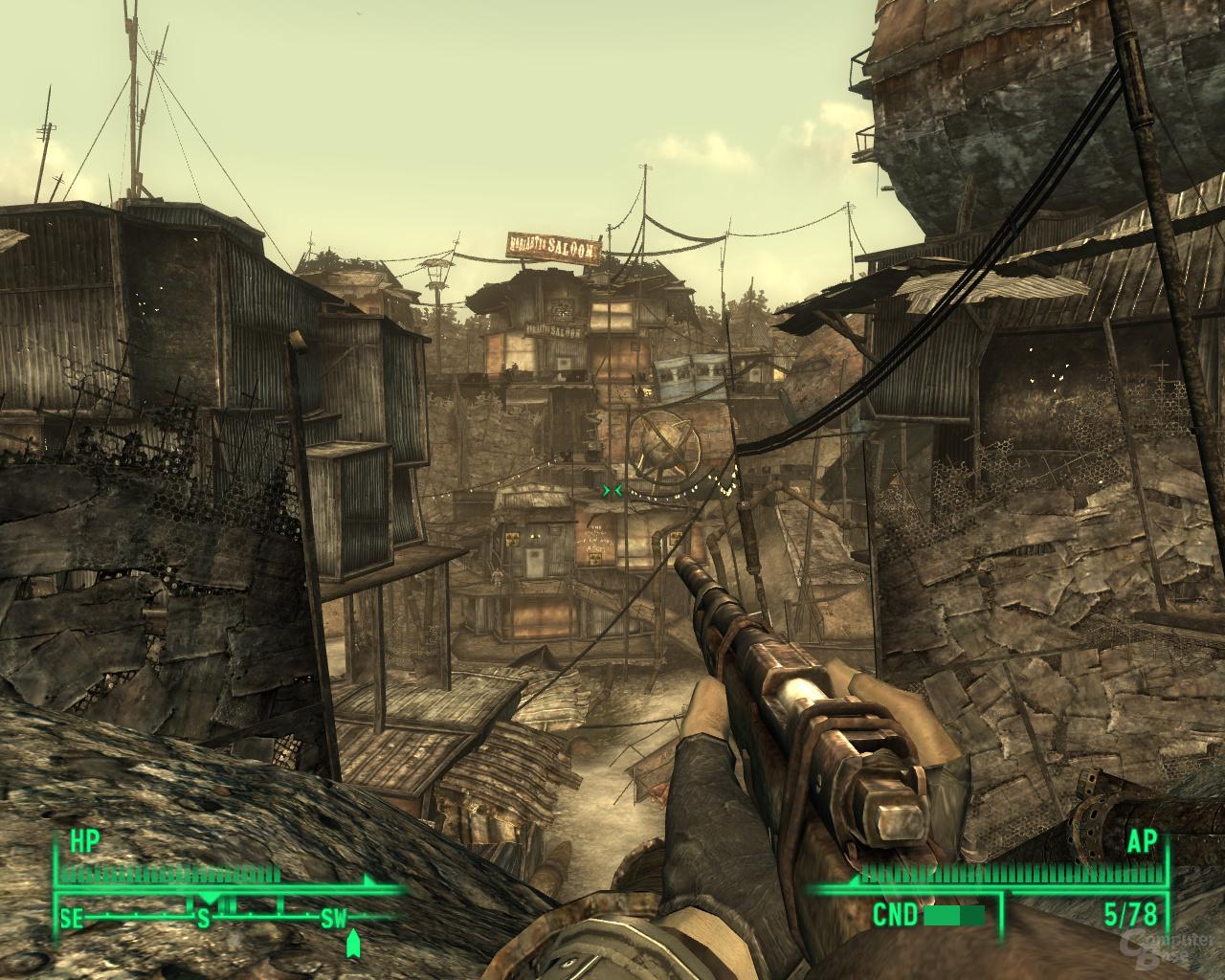 Fallout 3 – Nvidia 4xTMSAA