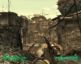 Fallout 3 – Nvidia 4xTSSAA