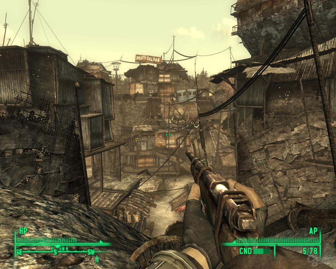 Fallout 3 – Nvidia 16xQAA (CSAA)