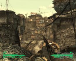 Fallout 3 – Nvidia 16xS (MSAA+SSAA)