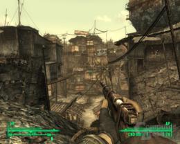 Fallout 3 – Nvidia 32xS (MSAA+SSAA)