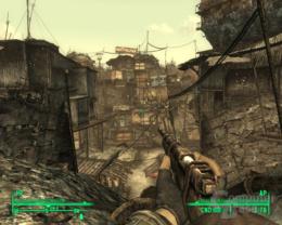 Fallout 3 – Nvidia 3x3AA (SSAA)