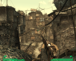 Fallout 3 – ATi 4xAA (MSAA)