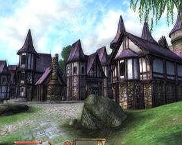 Oblivion – Nvidia 4xTSSAA