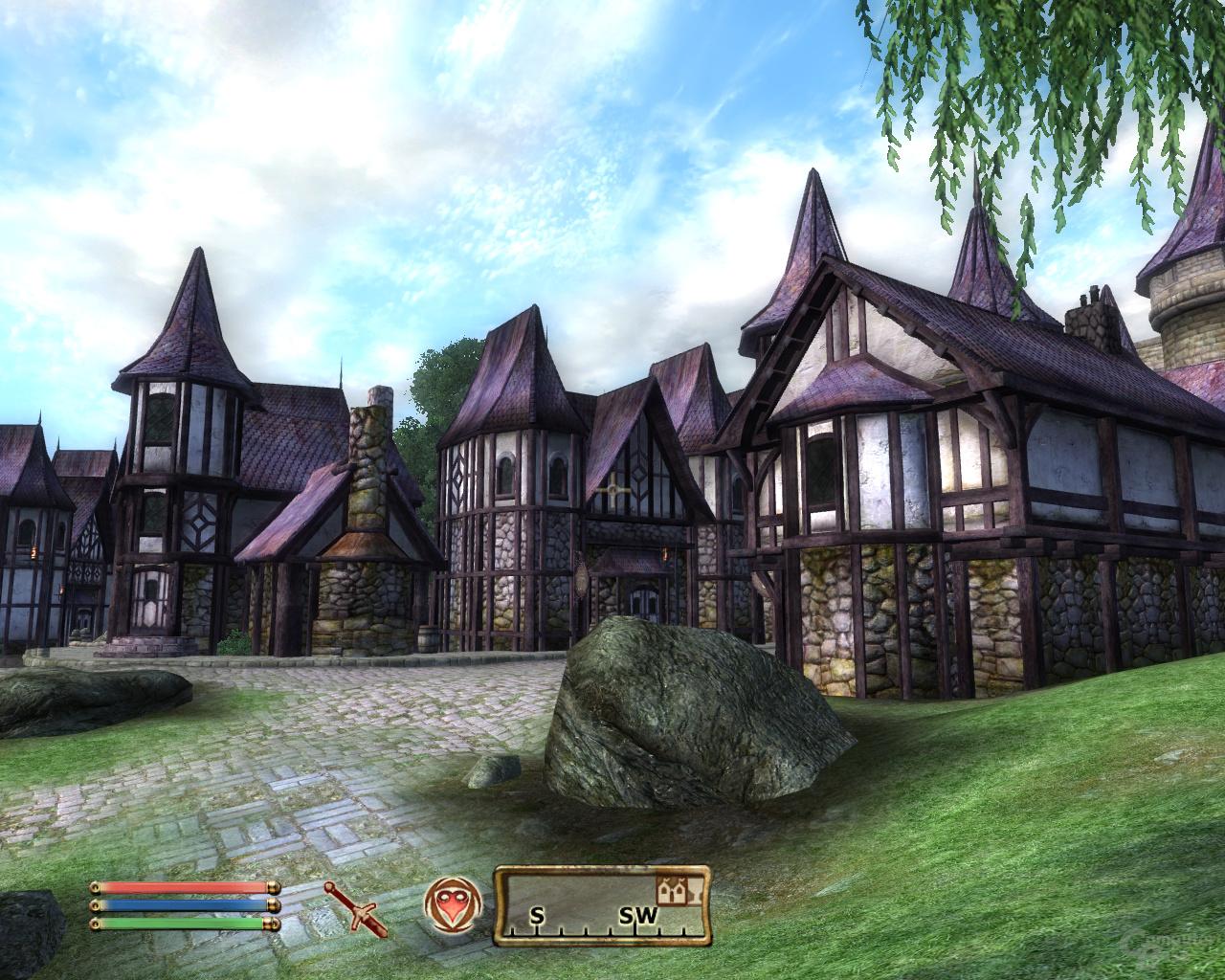Oblivion – Nvidia 16xAA (CSAA)