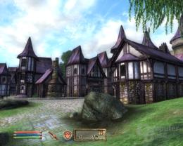Oblivion – Nvidia 8xQAA (MSAA)