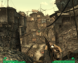 Fallout 3 – ATi 4xAAA (Performance)