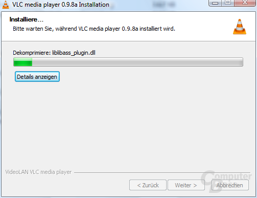 VLC Media Player – Installation