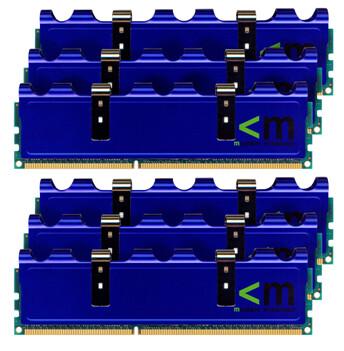 DDR3-1600-Hex-Kit mit 12 GB von Mushkin (995659)